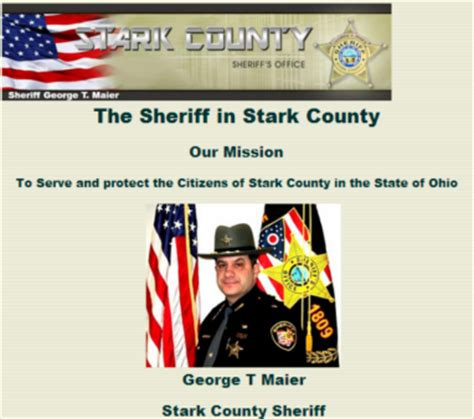 Stark County Sheriff S Office by Signs Galore At The Stark Co Sheriff S Office Quot George T