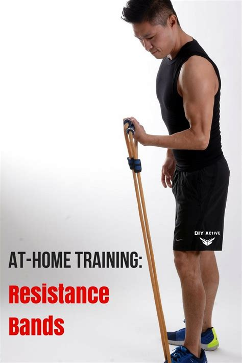 at home resistance bands diy active
