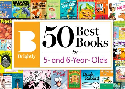 best picture books the 50 best books for 5 and 6 year olds brightly