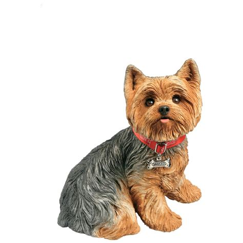 yorkie terrier lifespan sandicast 174 size terrier sculpture 138596 decorative accessories at
