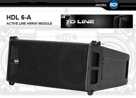 Speaker Aktif Line Array sound system line array