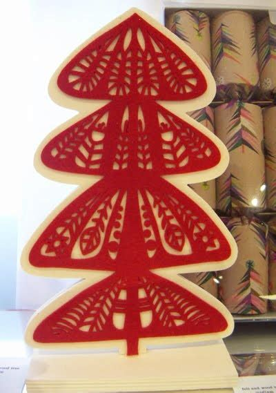 christmas tree decorations paperchase holliday decorations
