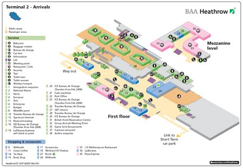 heathrow terminal 5 floor plan london heathrow airport gatwickxpress