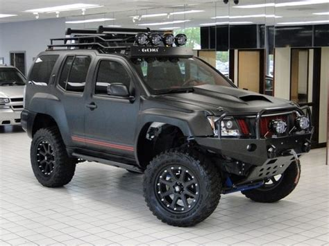 nissan xterra lifted 2010 nissan xterra off road 1 owner one of a kind lots