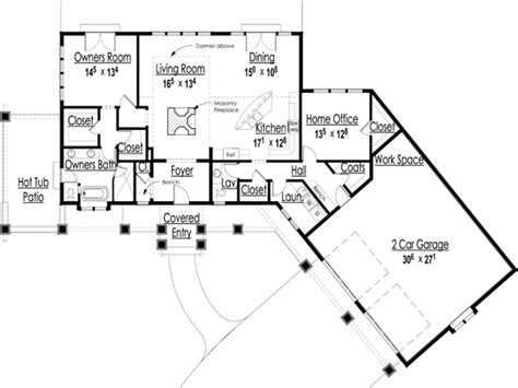 Award Winning Small House Plans | award winning open floor plans award winning house plans