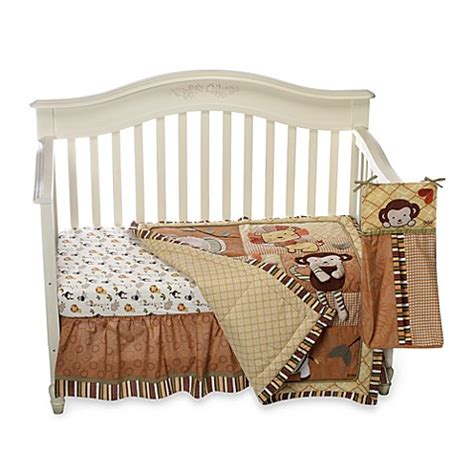 Bed Bath And Beyond Crib Bedding Cocalo Nali Jungle 8 Crib Bedding And Accessories Bed Bath Beyond