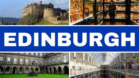 finding out in edinburgh scotland 20 things to do in edinburgh scotland travel guide youtube