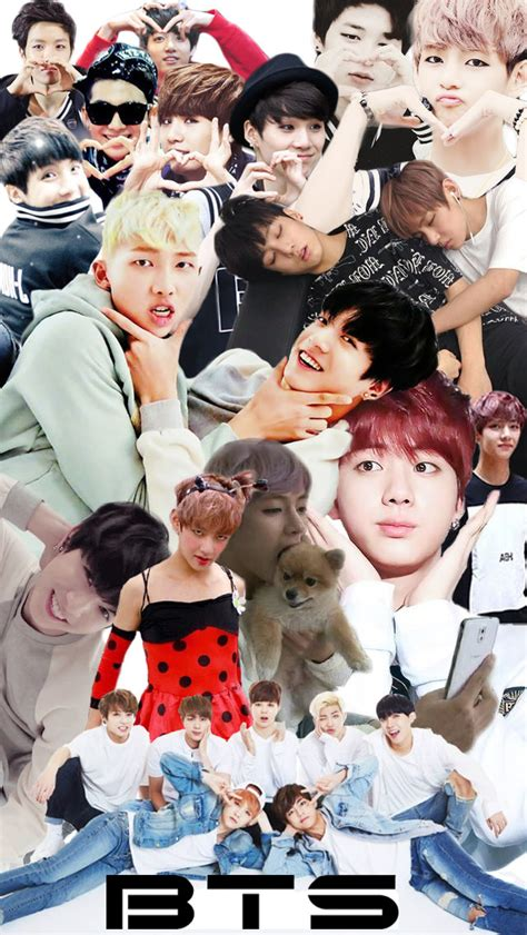 bts wallpaper iphone 6 bts iphone wallpaper collage by whychudothis on deviantart
