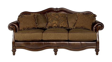 Claremore Antique Sofa by Claremore Antique Living Room Set Traditional Antique