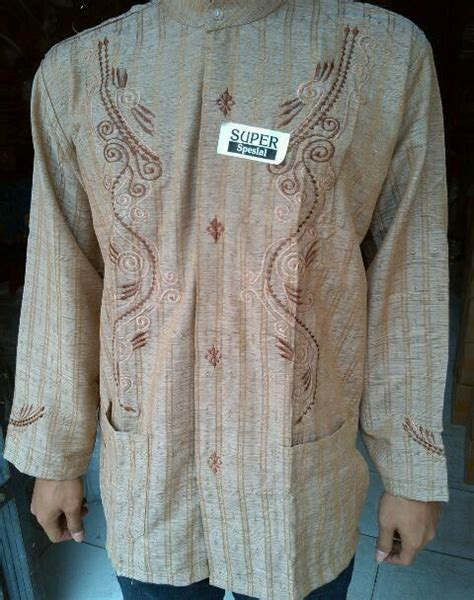 Baju Koko Ustad Solmet jefri al buchori bahasa indonesia the knownledge