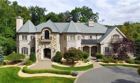 houses for sale in montville nj 2 6 million french inspired stone stucco home in montville nj homes of the rich