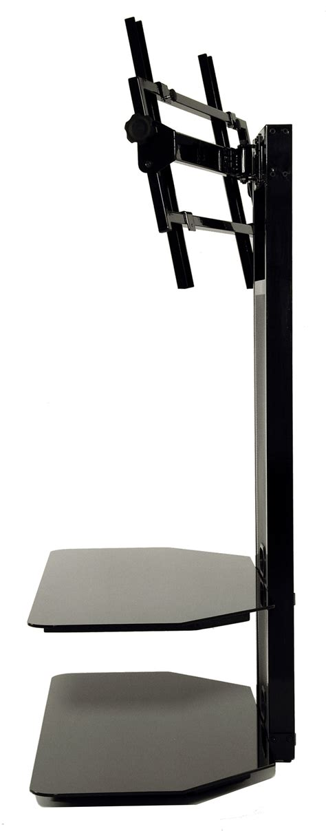 Tv Mount Shelf System by Lcd Led Tv Mounting System With 2 Av Component Shelves
