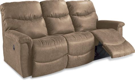 la z boy sofas and loveseats casual la z time 174 full reclining sofa by la z boy wolf