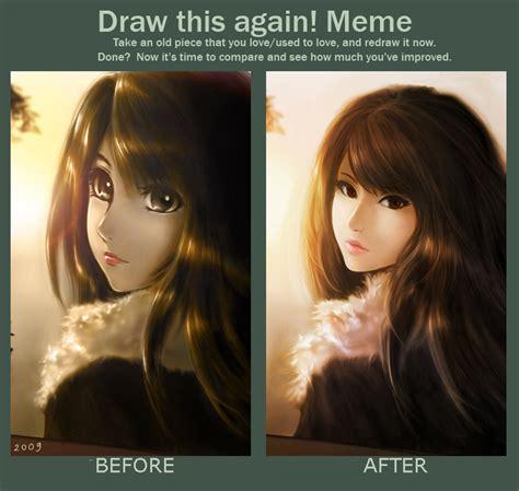 Before And After Meme - before and after meme by chaosringen on deviantart
