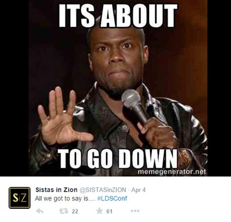 Funny Twitter Memes - the funniest tweets and memes from lds general conference