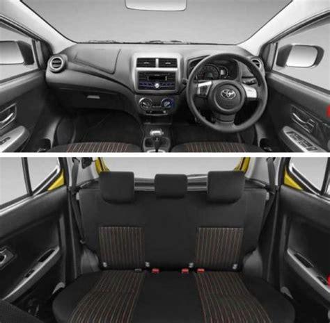 Spion Mobil Toyota Agya Harga Mobil Agya 2018 Spesifikasi Matic Manual Dan Trd