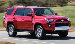 Four Runner Toyota 2016 Toyota 4runner Review Cargurus