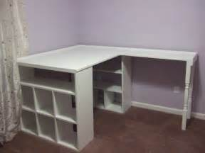 Make Corner Desk As Sweet As Honey Diy Craft Desk