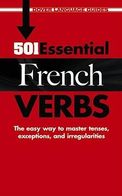 501 Essential French Verbs Heather Mccoy 9780486476186