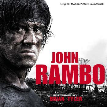 john rambo film list rambo 4 soundtrack the score designs
