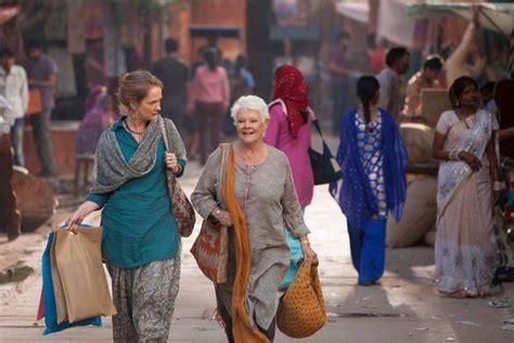 film india hotel marigold movie review drama stalls in exotic marigold hotel