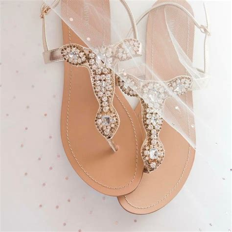Where To Shop For Bridal Shoes by Best 25 Bridal Sandals Ideas On Pearl Sandals