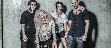 tutorial trucco zombie the walking dead halloween make up l invasione zombie di the walking dead
