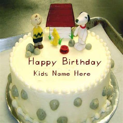 kids happy birthday cakes images