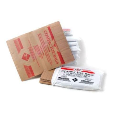 trash compactor bags 675186bulk whirlpool trash compactor bags 96 count bulk pack