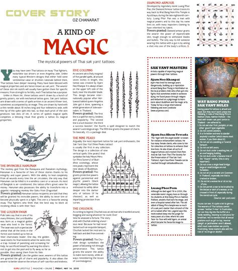 thai magic tattoos the and influence of sak yant books sakyant yantra yant magic thai bangkok sakyant