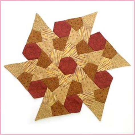 Patchwork With Busyfingers - 17 best images about my patterns on hexagons