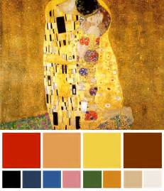 Green And Orange Bedroom Ideas - decorating with modern masterpieces the kiss by klimt sofa workshop