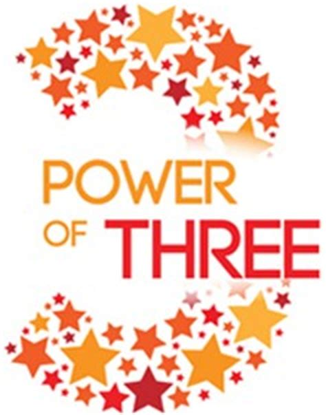 Power Of Three the power of three meetings