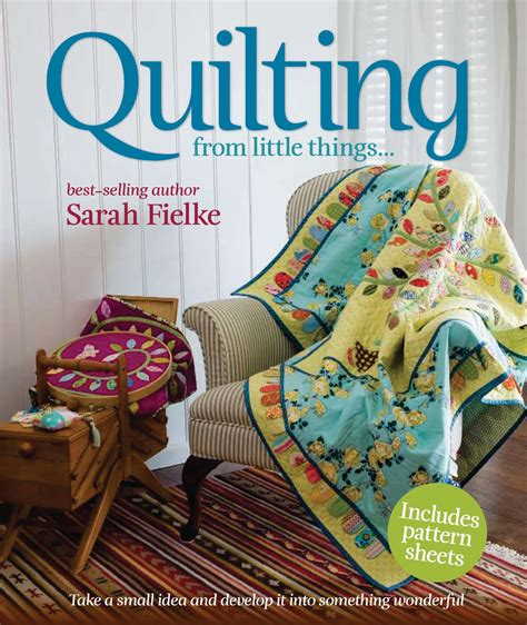 Quilting Books by Pepper Quilts Quilting From Things Book