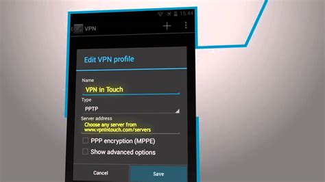 how to setup vpn on android how to setup vpn on android version 4 x x pptp