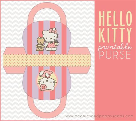 17 best images about hello kitty birthday printables on