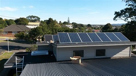home automation auckland solar panel installation