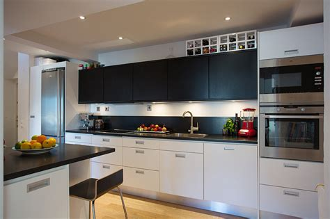 swedish modern house kitchen 2