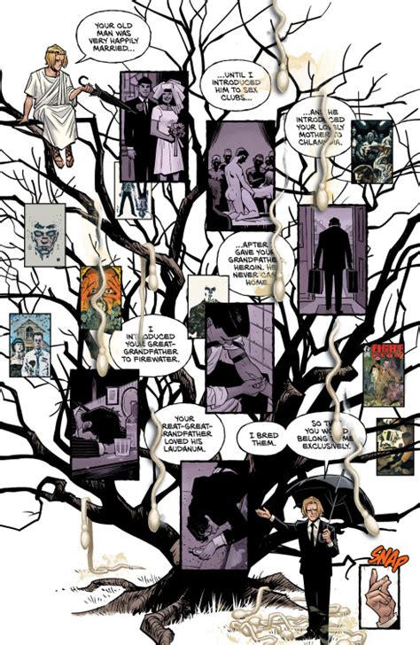 fight club 2 graphic novel page 45 comic graphic novel reviews june 2016 week five
