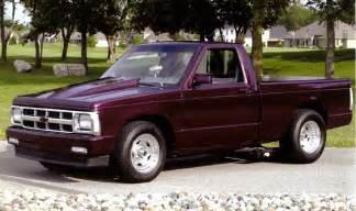 1985 chevrolet s10 1 4 mile drag racing timeslip