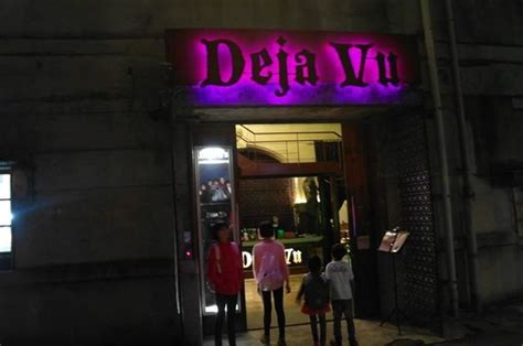 Deja Vu Bar And Grill by Deja Vu Restaurant Picture Of Huashan 1914 Creative Park