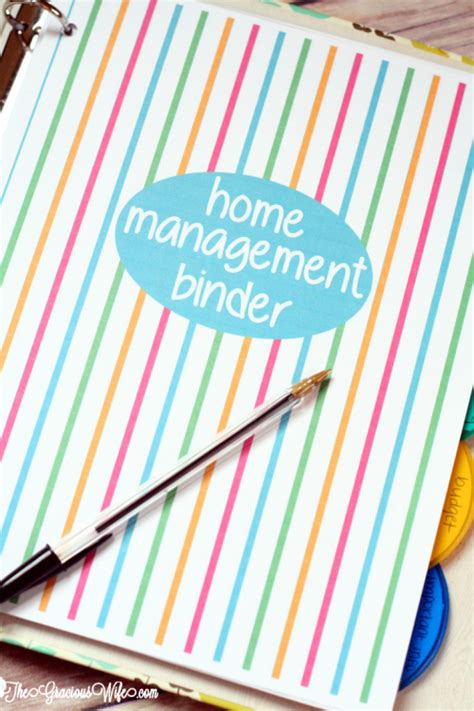 home management binder monthly budget diy home sweet best recipes diy projects party 80 tgif this