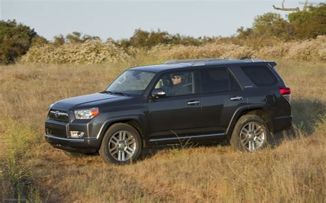 2012 Toyota 4runner Toyota 4runner Limited 2012 Widescreen Car