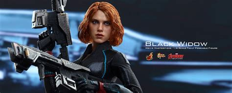 Batons Ht Black Widow Aou articles 1 6 toys mms288 aou black widow collectible figure