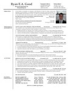ryan good resume