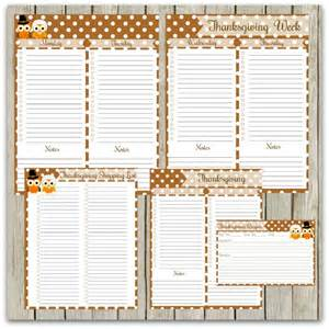 thanksgiving menu planner template printable thanksgiving planner
