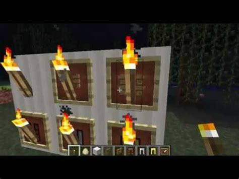 minecraft outdoor lighting minecraft lighting ideas 5 brilliant torch designs