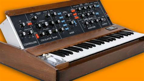 synth music the 14 most important synths in electronic music history