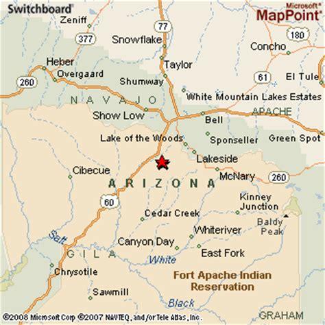 white mountains arizona map white mountain white mountain arizona