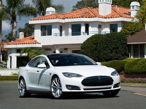 Tesla Consumer Reviews Consumer Reports Tesla Model S Is Industry S Best Overall